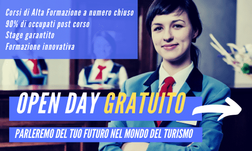 Open Day Scuola Italiana Turismo